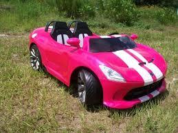 pink corvette power wheels modified power wheels dodge viper custom build the furious fuchsia