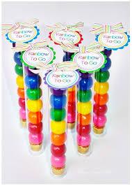st patricks day craft rainbow to go u create