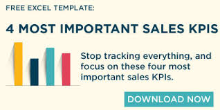 the 4 most important key performance indicators for sales managers