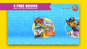 nick jr books fantastic reading app kids theapptimes