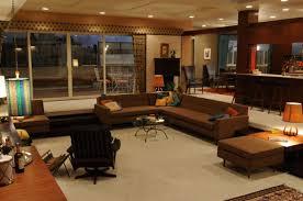 MidCentury Modern Mad Men Style FurnishMyWay Blog - Interior design mid century modern