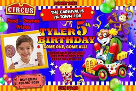 clown birthday invitations ideas u2013 bagvania free printable