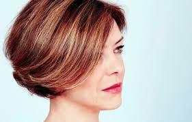 Frisuren Ab 50 by Frisuren Rundes Gesicht Ab 50 Trends Frisure