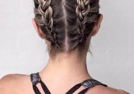 hairstyles medium hair braids 40 quick and easy updos for medium hair within cute braided