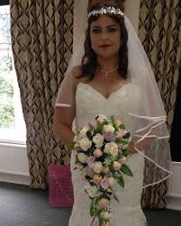 i lost 10 stone on wedding diet and bought a new dress three