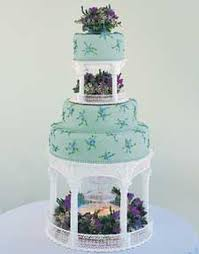 wedding cake kit filigree gazebo kit wilton