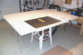 wood table saw stand just curious table saw ownership tools the patriot woodworker