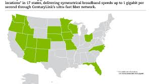 Utah Broadband Map by Centurylink Expands 1 Gig Internet Service To Phoenix Area