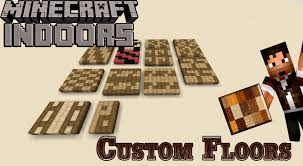 Floor Plans Minecraft How To Build Unique Floor Designs Minecraft Indoors Random