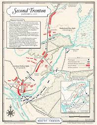 George Washington Bridge Map by Washington U0027s Revolutionary War Battles George Washington U0027s Mount