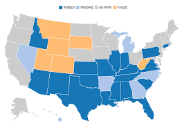 Gun Laws By State Map by Why Religious Freedom Bills Could Be Great For Rights Time Com