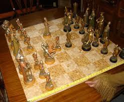 interesting chess sets the 10 weirdest chess sets chess com