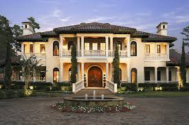 Mediterranean Style Mansions Tour A Grand Mediterranean Estate In Carmel Art Of Living By