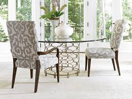 dining arm chairs upholstered laurel canyon sierra upholstered arm chair lexington home brands