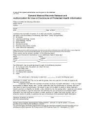 parent release form a