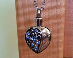 cremation ashes jewelry cremation jewelry etsy