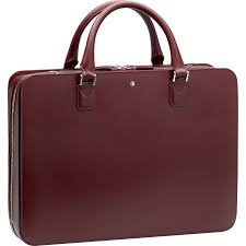 United Bags Cost Briefcases U0026 Business Bags Leather Goods Montblanc