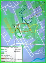 Staten Island Bus Map Staten Island U0027s Blue Heron Park U2013 Old Woman On A Bicycle