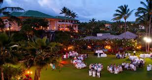 wedding u0026 event venues poipu beach resort association