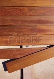 ipe teak wood decking deck pattern tropical wood texture
