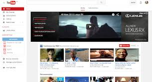 lexus youtube ad social media marketing what role do paid ads play