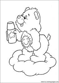 care bears coloring 071 crafty 80 u0027s care bears coloring