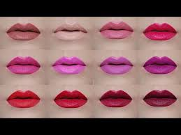 beautify and creatify avon true color perfectly matte lipsticks
