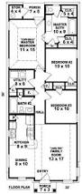 Shotgun House Design Clay Street Cottage House Empty Nesters House Plans And Ideas