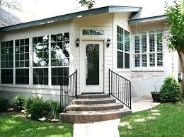 enclosing screened porch ideas enclosing a porch with storm