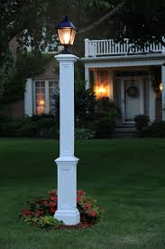 light post for sale l posts residential mayne posts signature l post in white
