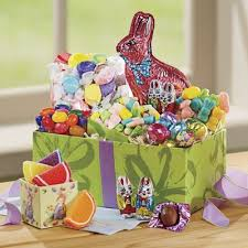 Easter Basket Delivery Its A Special Delivery Easter Gift Box From The Swiss Colony Bd3349