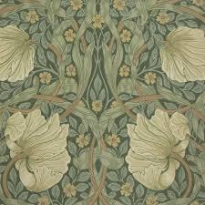 pimpernel wallpaper privet slate 210389 william morris u0026 co