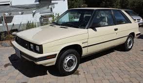 1985 renault alliance convertible just a car geek weekend quickies february 8 2014