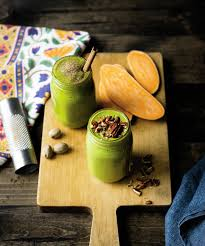 a healthy thanksgiving smoothie recipe instyle