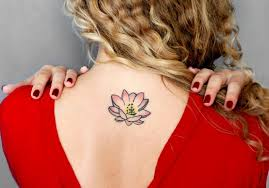 small lotus flower tattoo on wrist photo 6 2017 real photo