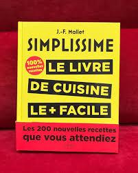 livre cuisine facile simplissime home
