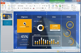 business intelligence powerpoint templates