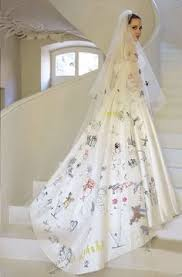 celebrity wedding styles u2013 wedding dresses gowns veils and