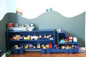 etagere pour chambre meuble de rangement camion enfant etagere murale pour chambre