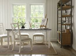 furniture cool rustic white cottage dining room ideas with