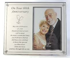 60th anniversary gifts 60th wedding anniversary decorations 60th wedding anniversary