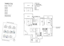 Ecopolitan Ec Floor Plan by 3 Bedroom Standard Bellewaters