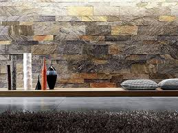 artificial stone for interior walls