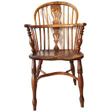 Antique English Windsor Chairs Antique English Oak Windsor Armchair