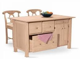 unfinished kitchen island with seating unfinished kitchen island table apoc by distinctive