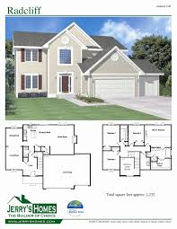 Floor Plans For One Story Homes 100 2 Story Country House Plans Country House Plans With