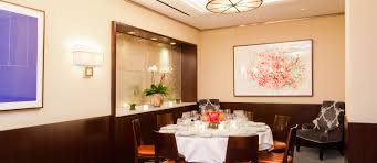 Icebergs Dining Room And Bar by Daniel Boulud Chef And Restaurateur Salon Vaux