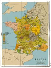 Maine Wmd Map 1435 1547 Consolidation Of France