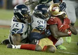 seahawks serve 49ers thanksgiving loss sfbay san francisco