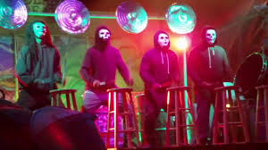 Days Inn Six Flags St Louis The Dead Beats Percussion Show At Fright Fest Six Flags St Louis